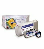 HP 83 Value Pack UV purpura (C5002A)