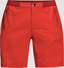 Jack Wolfskin Trail Shorts Hose kurz lava red (Herren) (1505951-2066)