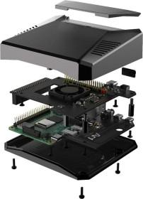 Argon40 ONE Pi 4 Raspberry Pi Case (AR_ONE-rpi4-case)