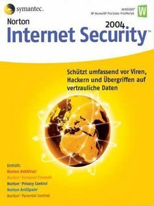 Symantec Norton Internet Security 2004 (PC) (10112934-GE)