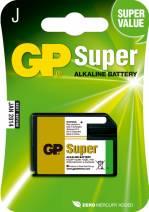 GP Batteries Super Alkaline J, alkali, 6V (1412AP J)