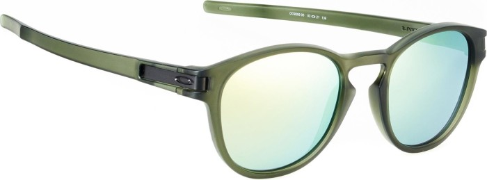 9bfe58837d Oakley Latch matte olive ink emerald iridium (OO9265-05) starting ...