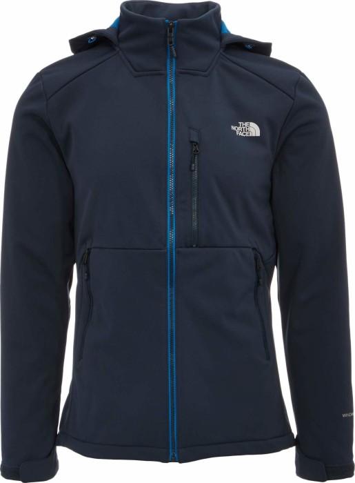 473857c1a The North Face Kabru Hooded Softshell Jacket urban navy (men) (3L1B-H2G)