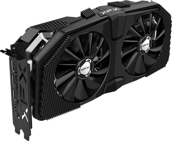 XFX Radeon RX 5700 XT Raw II Ultra, 8GB GDDR6, HDMI, 3x DP (RX-57XT8OBF6)