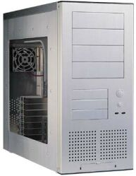 Lian Li PC-65 USB, Midi-Tower with USB-panel, aluminum [various Power Supplies]