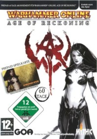 Warhammer Online: Age of Reckoning - Game Time Card (PC)