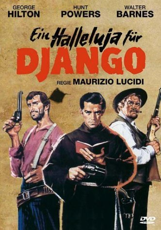 Ein Halleluja für Django -- via Amazon Partnerprogramm
