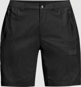 Jack Wolfskin Trail Shorts Hose kurz schwarz (Herren) (1505951-6000)