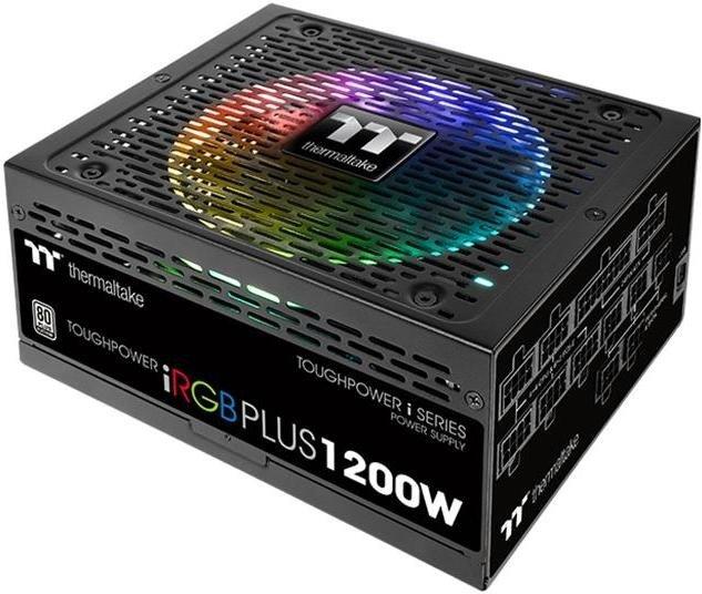Thermaltake Toughpower iRGB Plus Platinum TT Premium Edition 1200W ATX 2.4 (PS-TPI-1200F2FDPE-1)