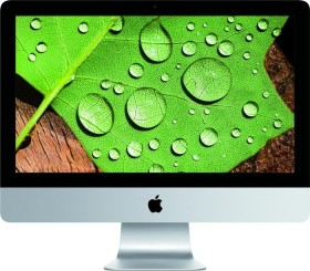 "Apple iMac Retina 4K 21.5"", Core i5-5675R, 8GB RAM, 1TB/24GB Fusion Drive, UK [Late 2015]"