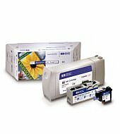 HP 83 Value Pack UV jasny purpura (C5005A)