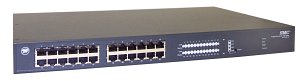 SMC TigerSwitch 10/100 SMC6724L3, 24-Port managed Layer 3