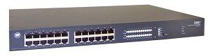 SMC TigerSwitch 10/100 SMC6724L3, 24-port managed Layer 3