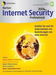 Symantec: Norton Internet Security 2004 Professional (PC) (10127001-GE)