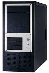 Lian Li PC-86 USB, Midi-Tower Alu [ohne Netzteil]