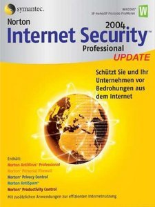 Symantec: Norton Internet Security 2004 Professional Update (PC) (10127002-GE)
