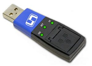 Linksys USB100M, 1x 100Base-TX, USB 2.0