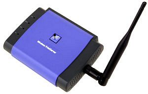 Linksys WPS11 Instant Wireless Print Server