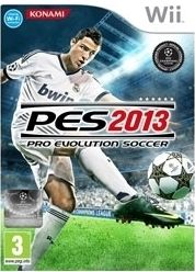 Pro Evolution Soccer 2013 (German) (Wii)