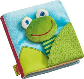 HABA Fabric book Magic frog (302097)