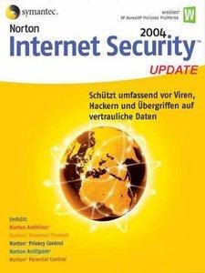 Symantec: Norton Internet Security 2004 aktualizacja (PC) (10112939-GE)