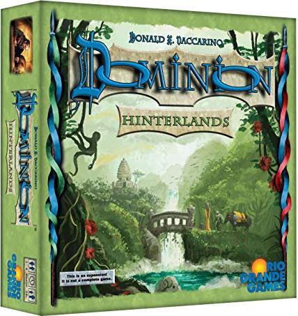 Dominion - Hinterland (5. Erweiterung)