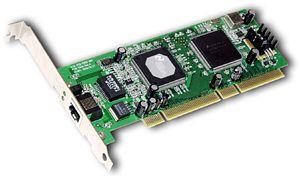 Linksys EG1064, 1x 1000Base-T, 64bit PCI