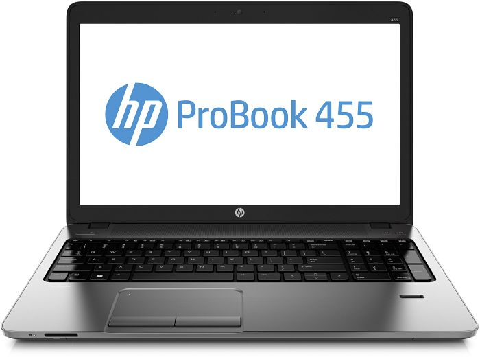 HP ProBook 455 G1, A4-4300M, 4GB RAM, 500GB HDD (H6P57EA)