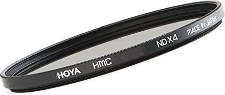 Hoya Filter neutral grey ND4 HMC 49mm (Y5ND4049) -- via Amazon Partnerprogramm