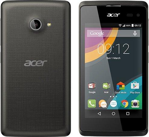 Acer Liquid Z220 schwarz