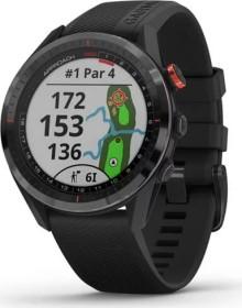 Garmin Approach S62 GPS-Golfuhr schwarz (010-02200-00)