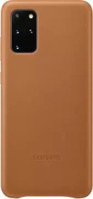 Samsung Leather Cover für Galaxy S20+ braun (EF-VG985LAEGEU)