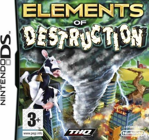 Elements of Destruction (deutsch) (DS) -- via Amazon Partnerprogramm