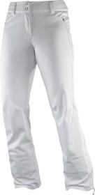 Salomon Icetrip Skihose lang weiß (Damen) (383048)