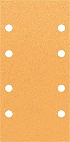 Bosch Professional C470 Best for Wood and Paint orbital sander sheet 93x186mm K80, 50-pack (2608607924)