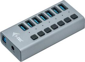 i-tec USB-Hub, 7x USB-A 3.0, USB-B 3.0 [Buchse] (U3CHARGEHUB7)