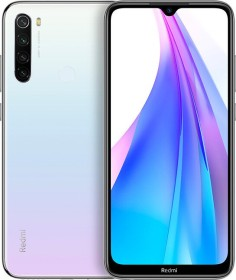 Xiaomi Redmi Note 8T 32GB moonlight white