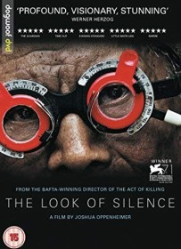 The Look of Silence (DVD) (UK)