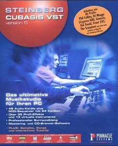 Steinberg: Cubasis VST 5.0 (PC)