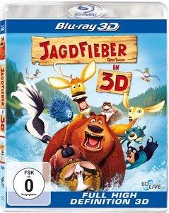 Jagdfieber (3D) (Blu-ray)