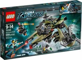 LEGO Ultra Agents - Hurrikan-Überfall (70164)