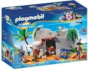 playmobil Super 4 - Piraten-Höhle (4797)