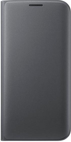 Samsung EF-WG935PB Flip Wallet für Galaxy S7 Edge schwarz