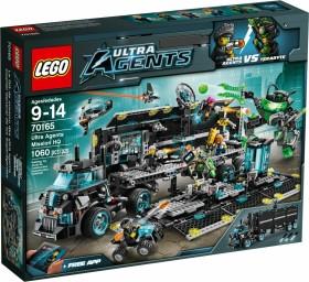 LEGO Ultra Agents - Ultra-Agenten-Hauptquartier (70165)