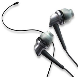 Logitech PlayGear Stealth earphones (PSP) (980379-0914)
