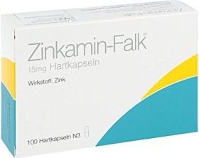 Zinkamin-Falk 15mg Hartkapseln, 100 Stück