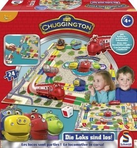 Chuggington - Die Loks are los