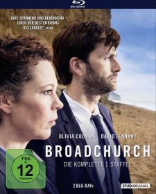Broadchurch Season 1 (Blu-ray)