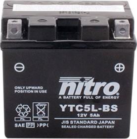Nitro YTC5L-BS