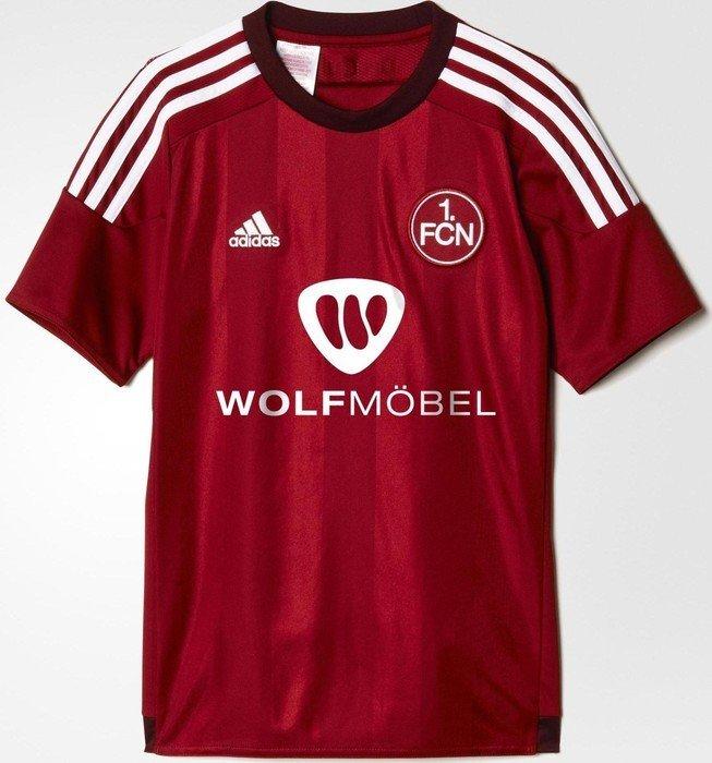 adidas 1.FC Nürnberg Heimtrikot -- ©adidas